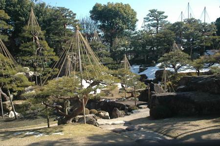 慶雲館庭園