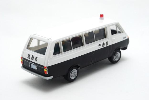 トミーテック_THE CAR COLLECTION 80 TOYOTA HIACE_002