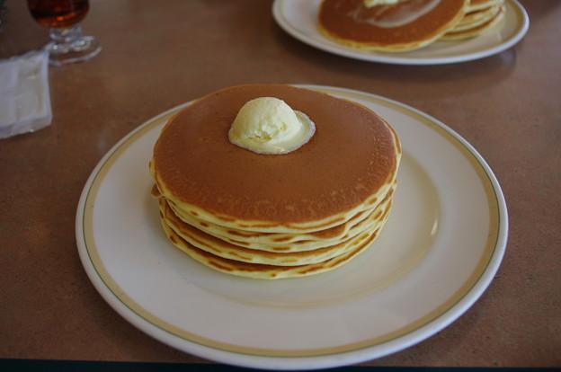 写真: お好きなだけパンケーキ