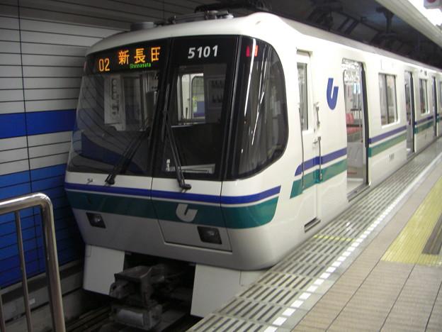 神戸市交通局:5000形-01