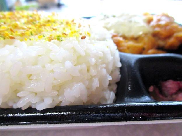 米って大事…