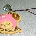ワンピースクッキーマスコット