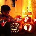 Halloweenの夜♪