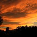 Photos: Gros Ventreの夕暮れ