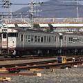 キハ40形3000番台キハ40-3004 普通総社行き