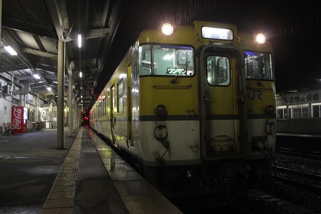 キハ47形1000番台キハ47-1102 普通広島行き