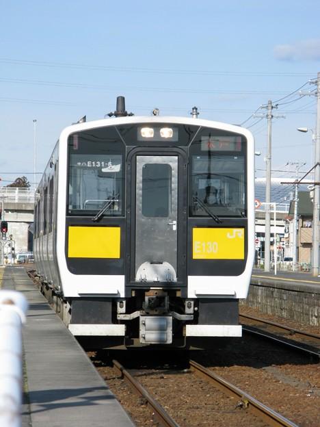 キハE131形キハE131-6 普通水戸行き