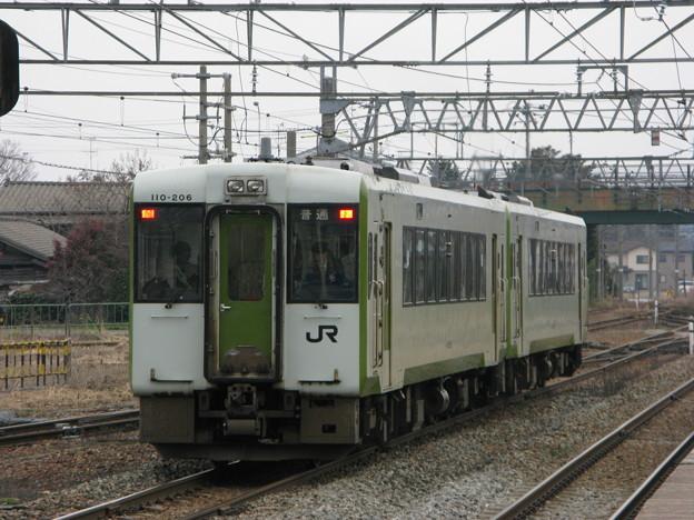 キハ110形200番台キハ110-206