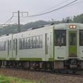 キハ111形200番台キハ111-210 普通越後川口行き