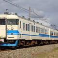 413系サワB07編成 普通金沢行き