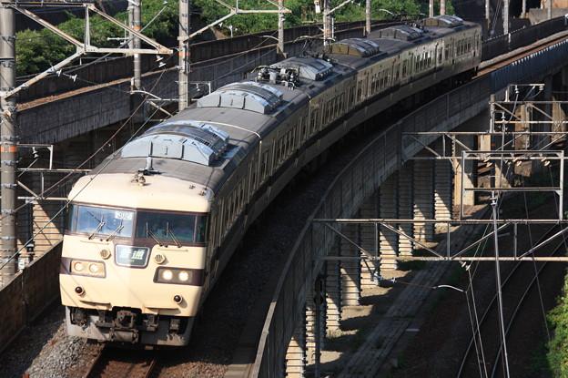117系キトS06編成 普通京都行き
