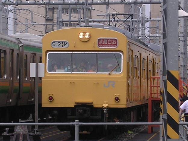 103系ナハT1編成