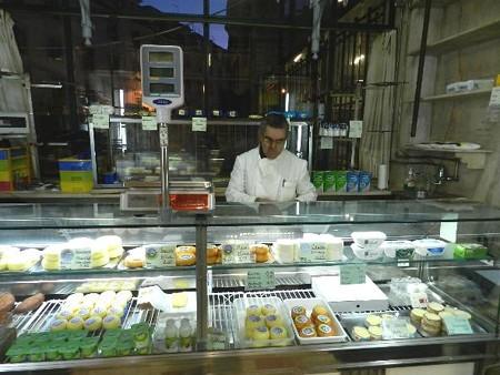 チーズ専門店−リスボン