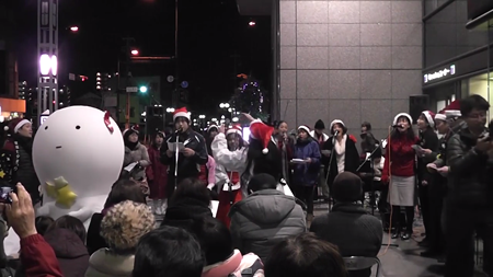 みんなでうたう「ハッピークリスマス」 (1) - kei matsubara