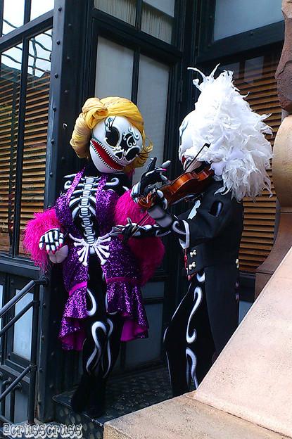 いつまでもバイオリンさんと歌姫のコンビが好き