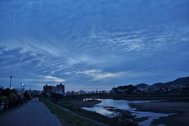 紺碧の空.1