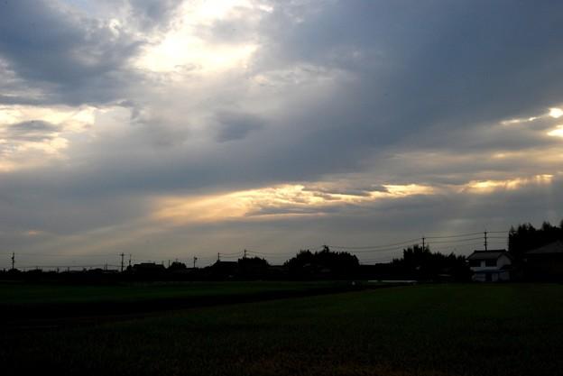 2010-09-20 天使の梯子