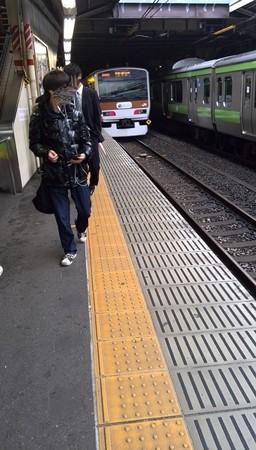 山手線 東京駅100周年車両