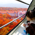写真: 130 地上から約65m大観覧車から浅間高原を一望 by ホテルグリーンプラザ軽井沢
