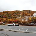 Photos: 葛根田渓谷~滝ノ上温泉付近の紅葉・6