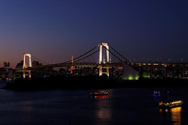 Photos: 初冬の黄昏
