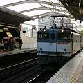 Photos: 列車が通過しま~す!