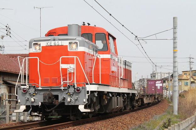 Photos: 衣浦臨海鉄道 KE65-1