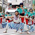 なな丸隊 - 第11回 東京よさこい 2010