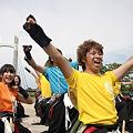 写真: 千葉工業大学よさこいソーラン風神_13 - ザ・よさこい大江戸ソーラン祭り2011