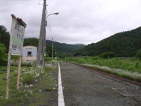 筬島駅ホーム2