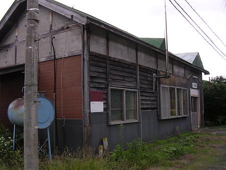 下白滝駅3