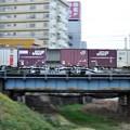 EH500牽引貨物列車2本目  _01
