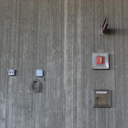 壁(1:1)ホノルル国際空港