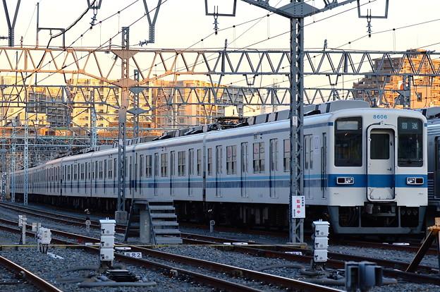 東武東上本線8000系