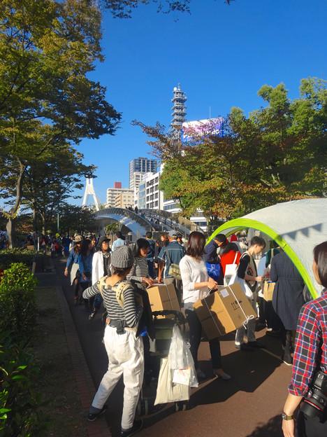 名古屋まつり 2014 No - 129:ソーシャル・タワー・マーケット