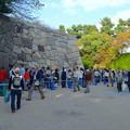 Photos: 秋の名古屋城 - 11:本丸御殿の行列