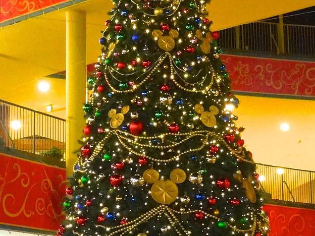 アスナル金山のクリスマス・イルミネーション、今年(2014)はディズニーと提携? - 06