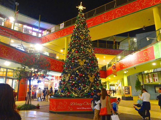 アスナル金山のクリスマス・イルミネーション、今年(2014)はディズニーと提携? - 07