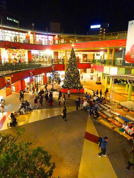 アスナル金山のクリスマス・イルミネーション、今年(2014)はディズニーと提携? - 13