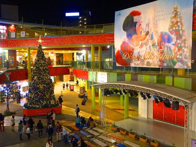 アスナル金山のクリスマス・イルミネーション、今年(2014)はディズニーと提携? - 15