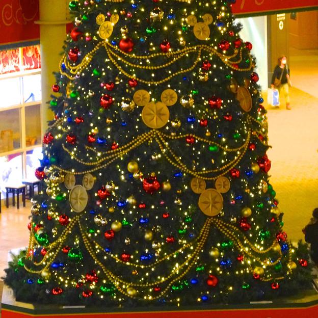 アスナル金山のクリスマス・イルミネーション、今年(2014)はディズニーと提携? - 16