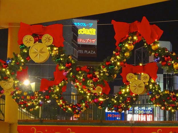 アスナル金山のクリスマス・イルミネーション、今年(2014)はディズニーと提携? - 23