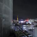 写真: ナディアパーク最上階から見た名古屋テレビ塔 - 1