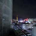 写真: ナディアパーク最上階から見た名古屋テレビ塔 - 2