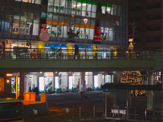 ルネサンスシティ勝川のクリスマスデコレーション 2014 No - 08