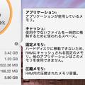 Photos: Mac用ディスククリーン&メモリー最適化アプリ「Dr. Cleaner」 - 4:各情報の説明(メモリー最適化)