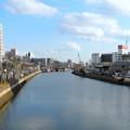 写真: 住吉橋から見た堀川(南方面) - 2