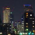 写真: 旗屋橋から見た名駅ビル群 - 4