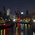 写真: 旗屋橋から見た名駅ビル群 - 5