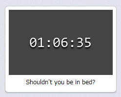 Operaスピードダイヤル・エクステンション:Friendly Clock